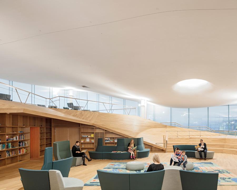 Oodi Helsinki Library
