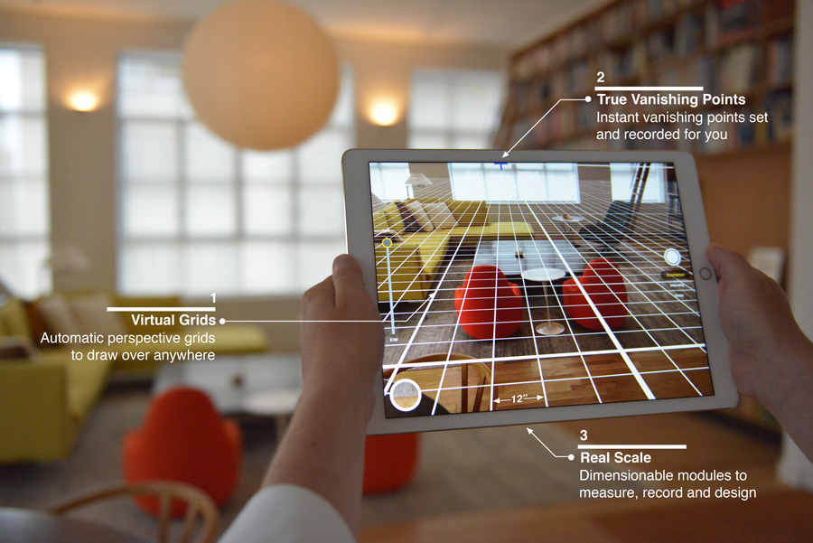 Morpholio Augmented Reality