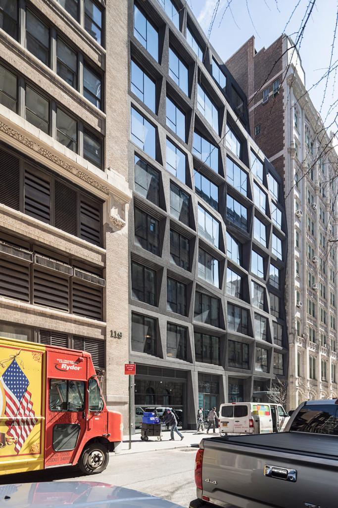 121 East 22nd St OMA condominium