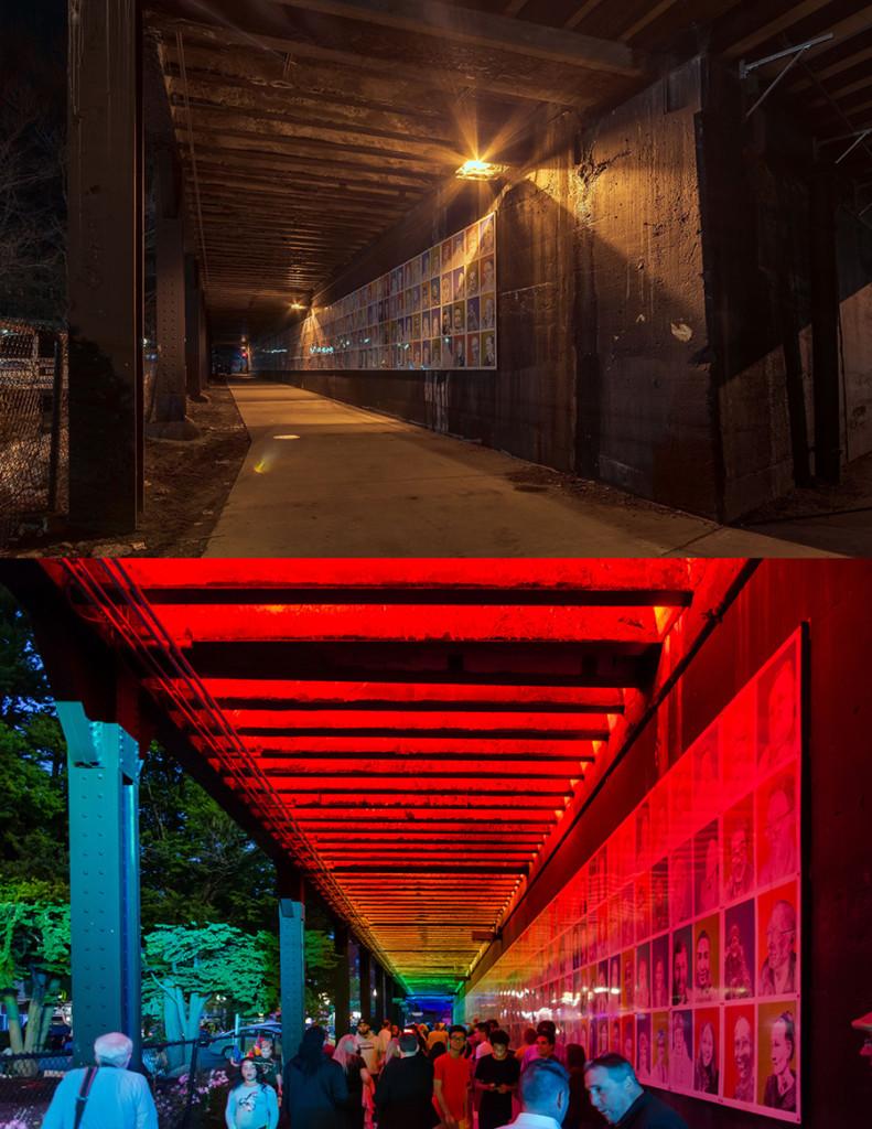 Lynn Massachusetts beyond walls