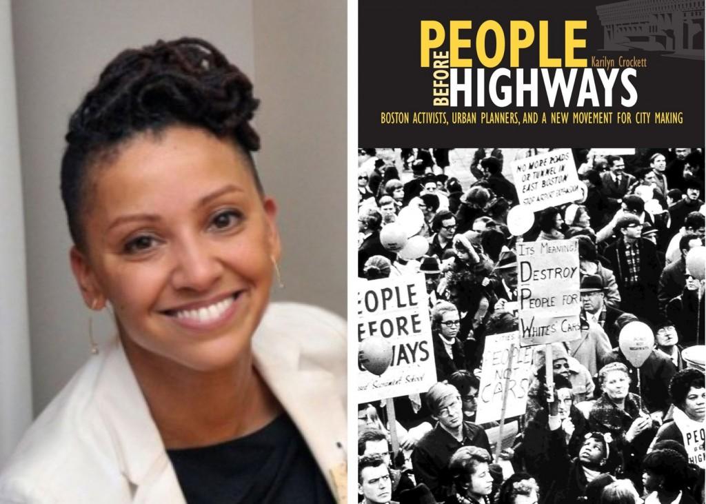 02 Karilyn Crockett And People Before Highways Book Cover Karilyn Crockett