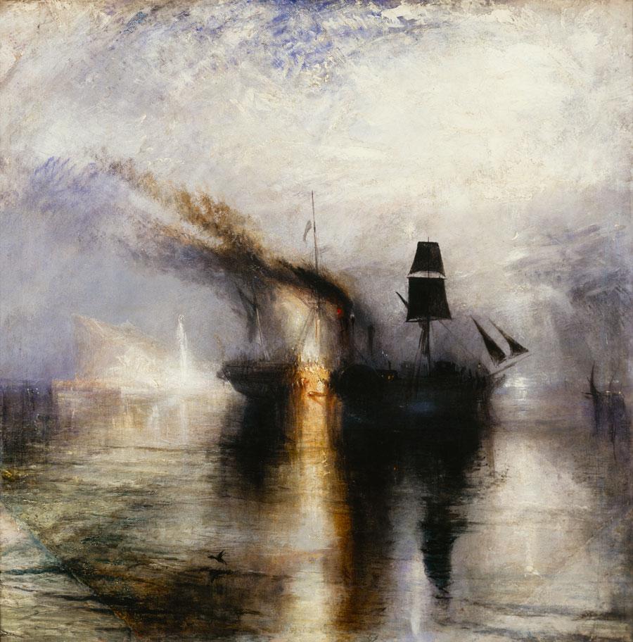 021 Turner Peace Burial At Sea Tate