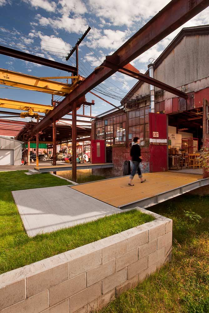 03 The Steel Yard Klopfer Martin Design Group