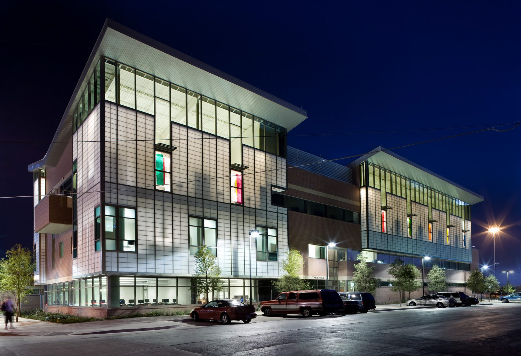 05 The Bridge Homeless Recovery Center Hero Image Caco Architecture