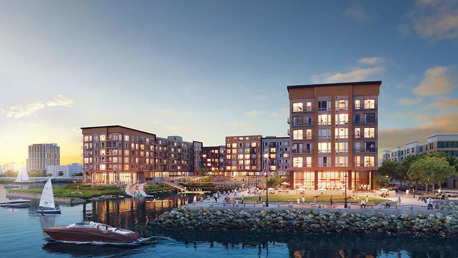 michael liu boston waterfront resiliency