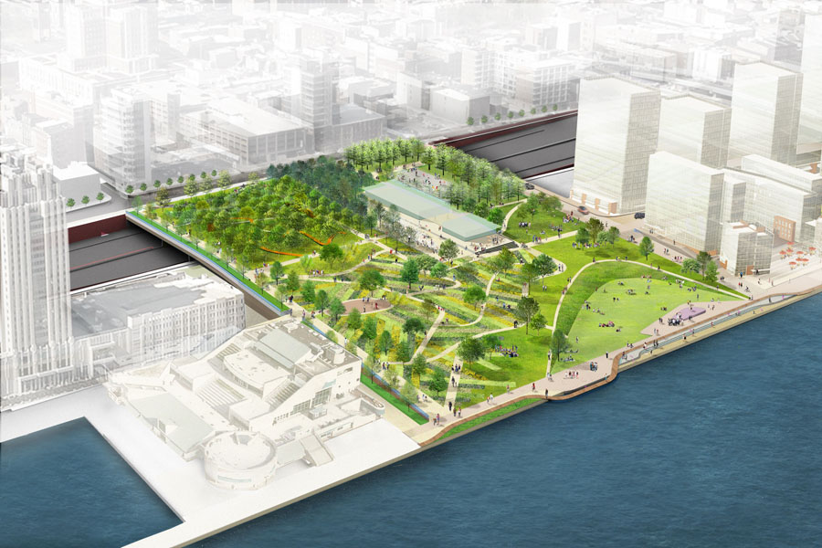 06 The Park At Penns Landing Hargreaves Associates And Drwc