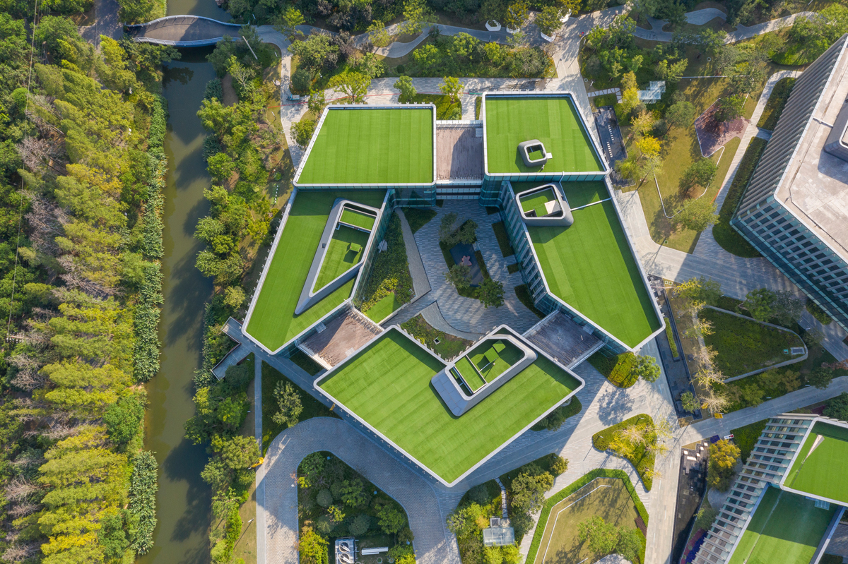 Metropolis Perspective: Sustainability
