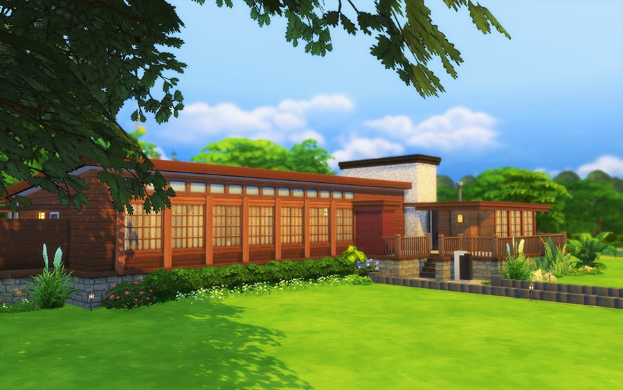 Sims Architecture showusyourbuilds gamers