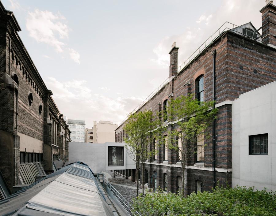 David Chipperfield Royal Academy Renovation