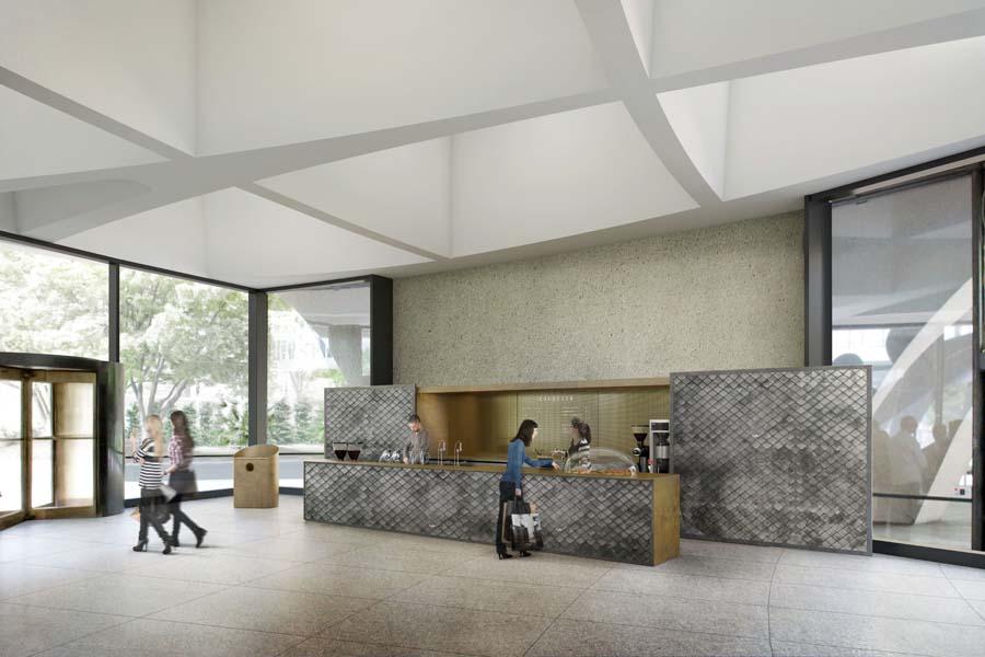 sugimoto renovation hirshhorn museum lobby
