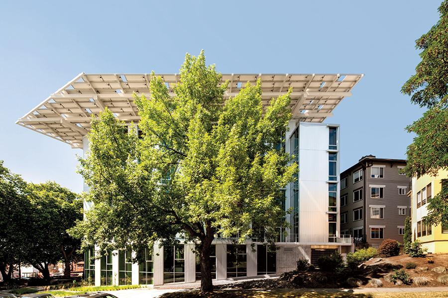 nonprofit public sector client sustainable design