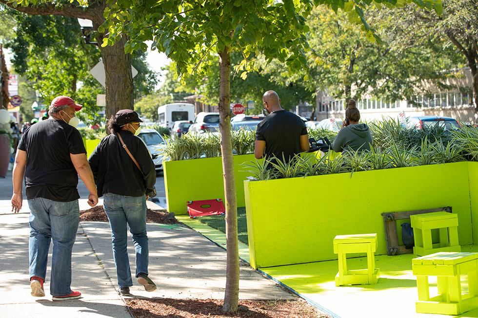 12 Invest South West 75th Street Boardwalk Site Design