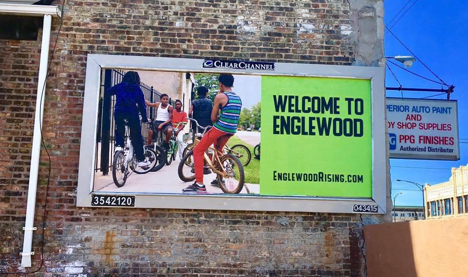 13 Englewood Rising Billboard Campaign Tonika Lewis Johnson
