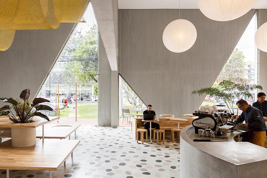 Masa cafe bogota Studio Cadena