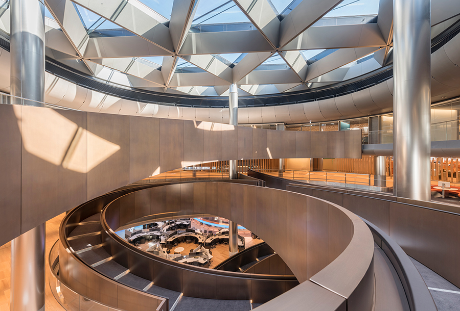 2018 Stirling Prize Foster Partners Bloomberg HQ