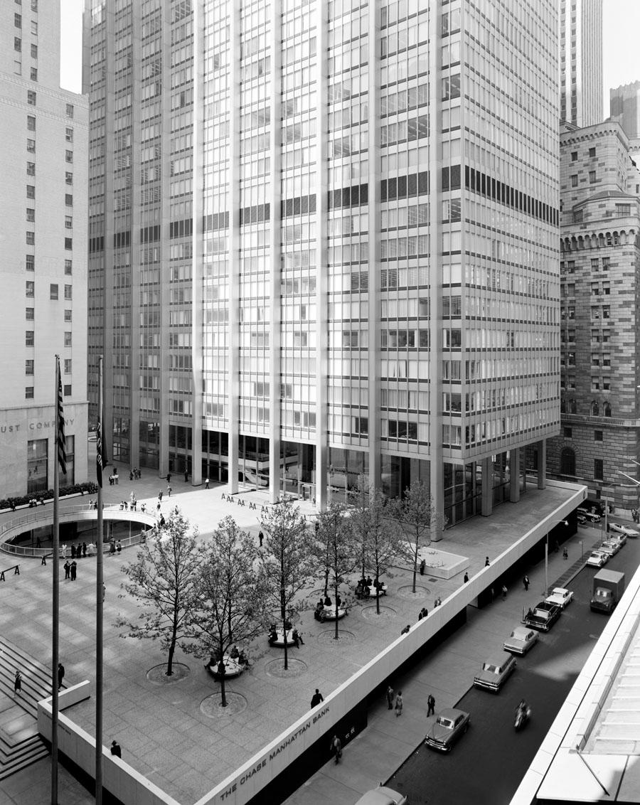 One Chase Manhattan Bank