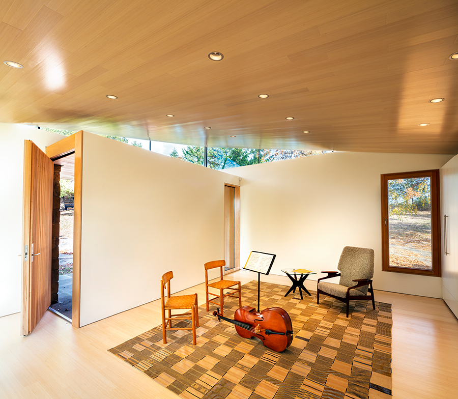 Connecticut House Remodel Midcentury Modern
