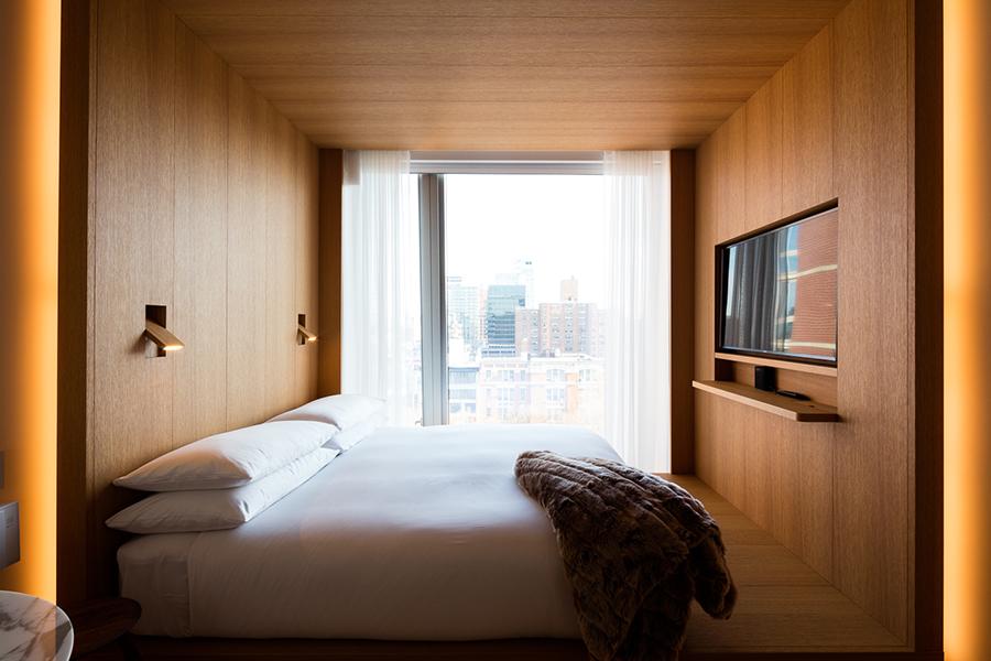 Public Hotel Interior Design