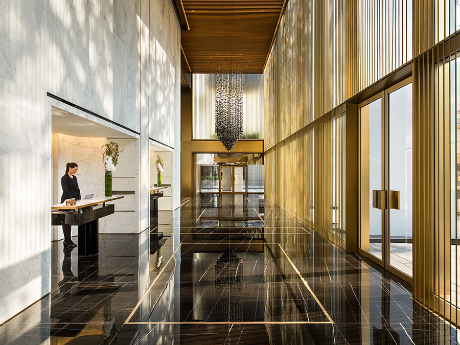 murray hotel norman foster design