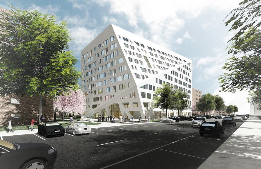 Libeskind Affordable Housing Brooklyn