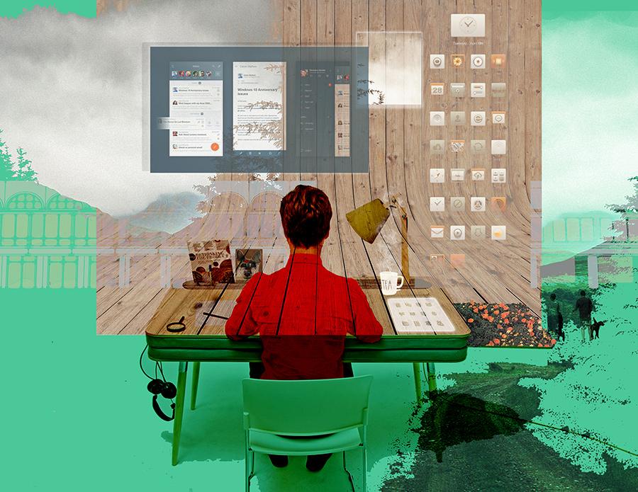 verda alexander workplace technology creativity