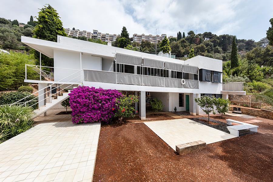 E1027 villa eileen gray crowdfund preservation