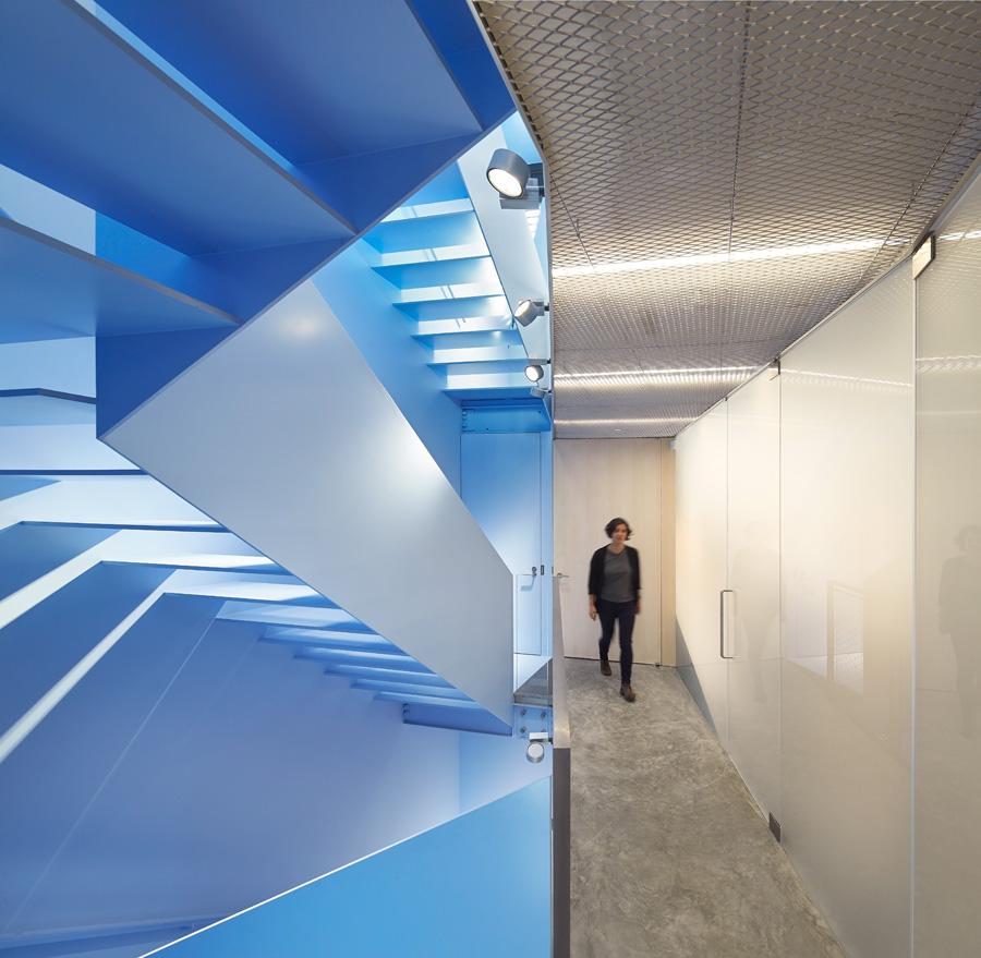 Blue Hidden House OPA