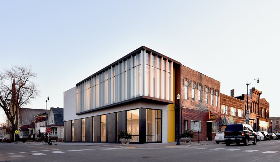 OS projects gallery racine