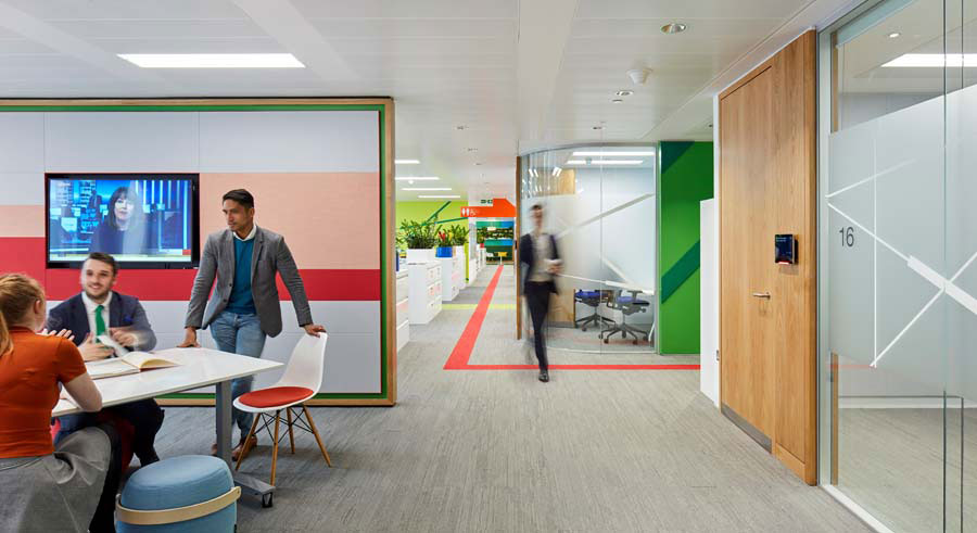 resilient workplace design