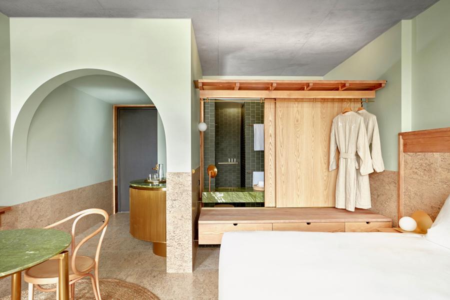 calile hotel brisbane architecture