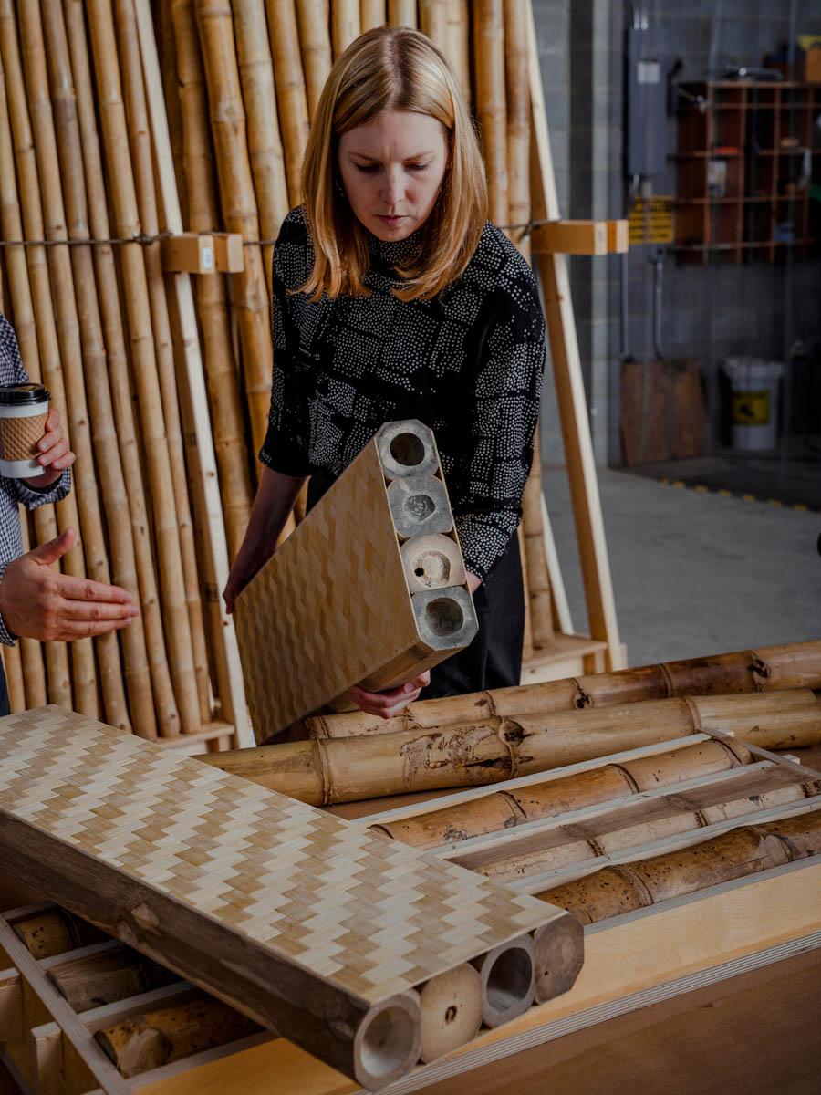 Materials and Design Lab UVA
