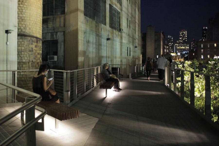The High Line Night