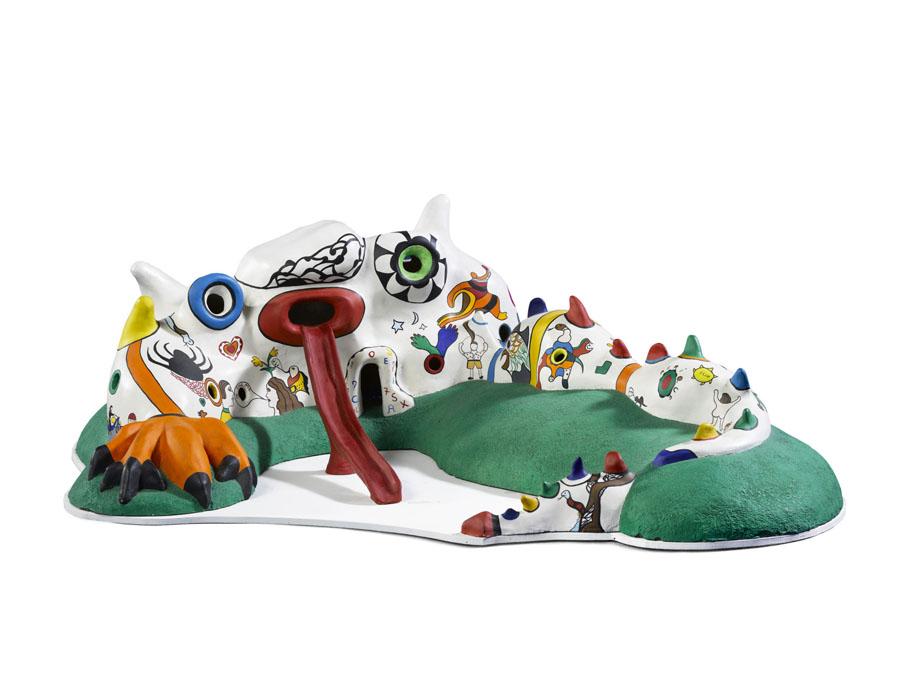 Le Dragon De Knokke Maquette