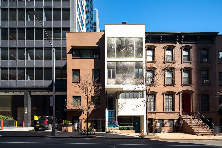 New York City Modernist architecture landmarks