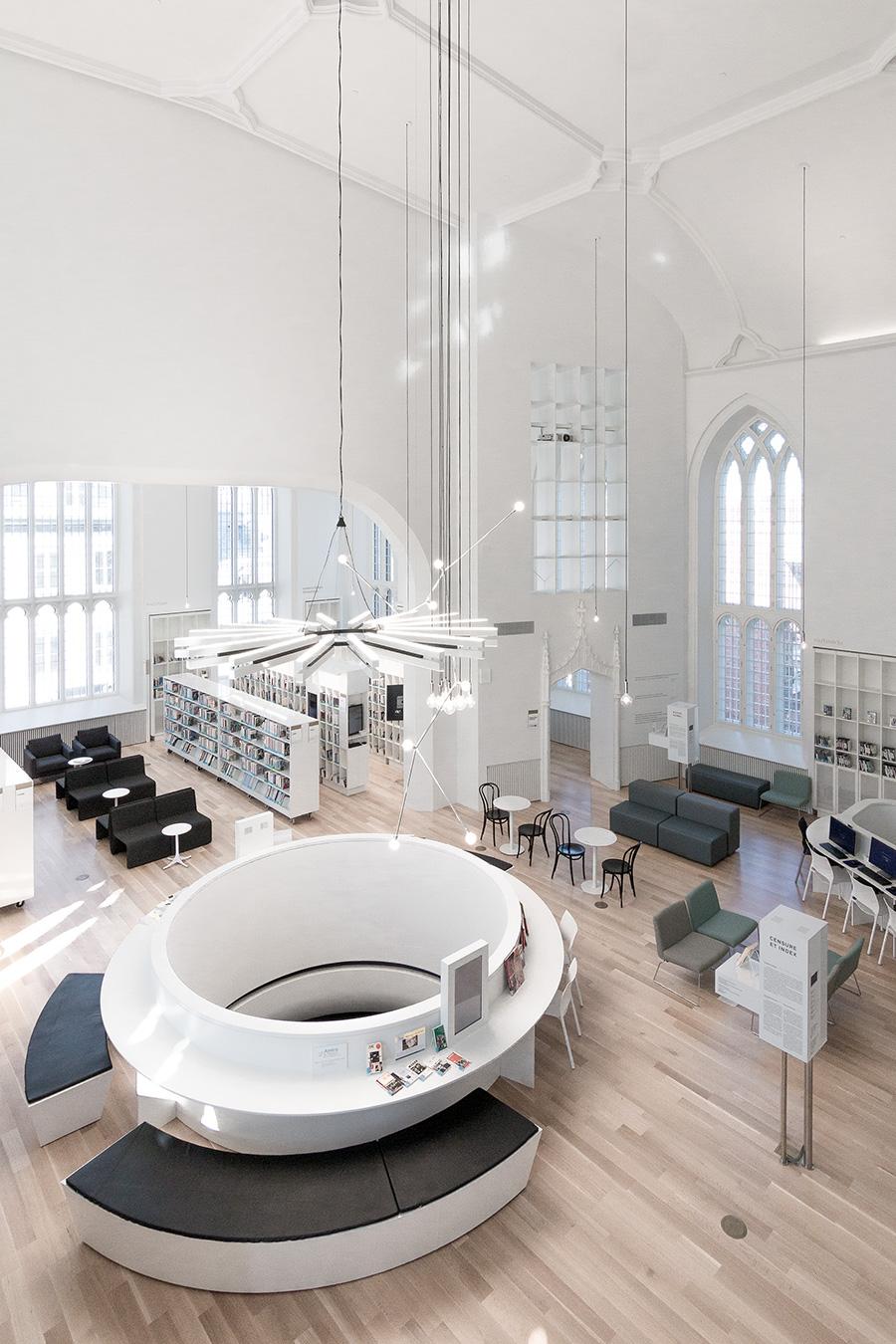 Maison litterature quebec city renovation architecture