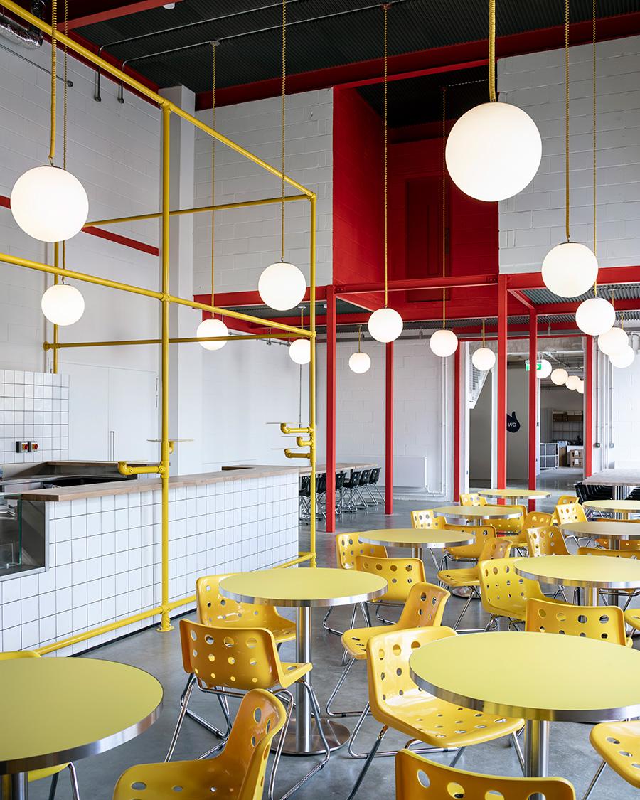 MK Gallery milton keynes 6a architects