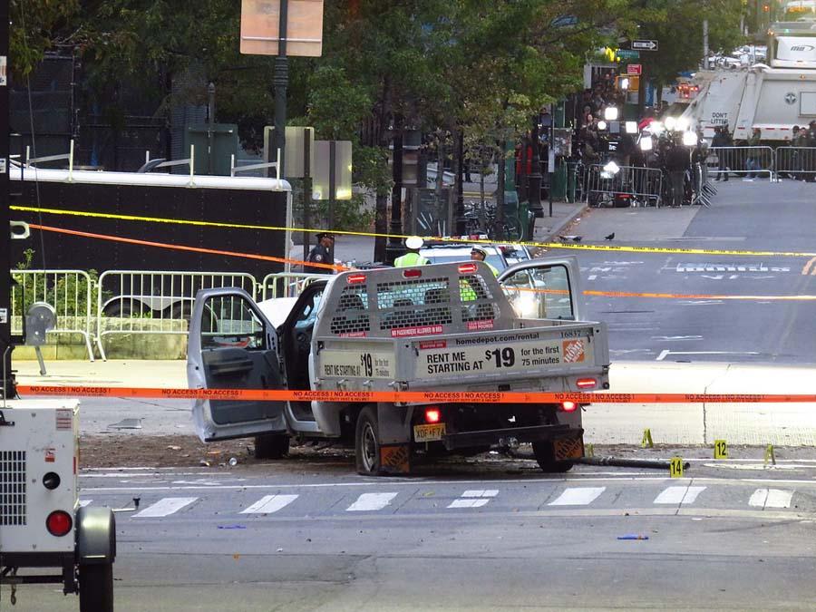 Urban Design Terrorism