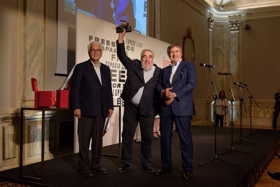 Golden Lion Venice Architecture Biennale 2018