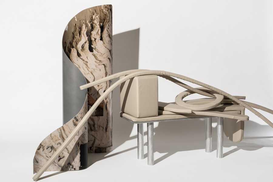 No-Thing: An Exploration Into Aporetic Architectural Furniture