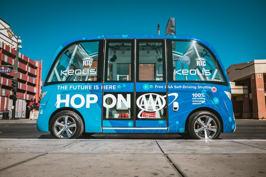 smart cities transportation ces