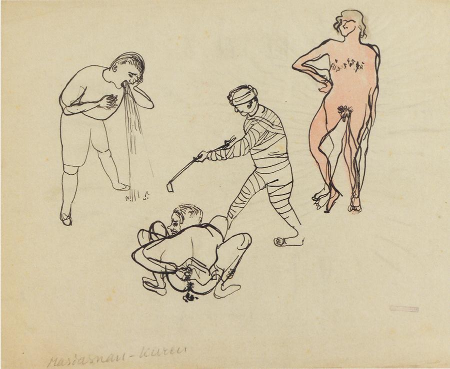 Bauhaus Perversions