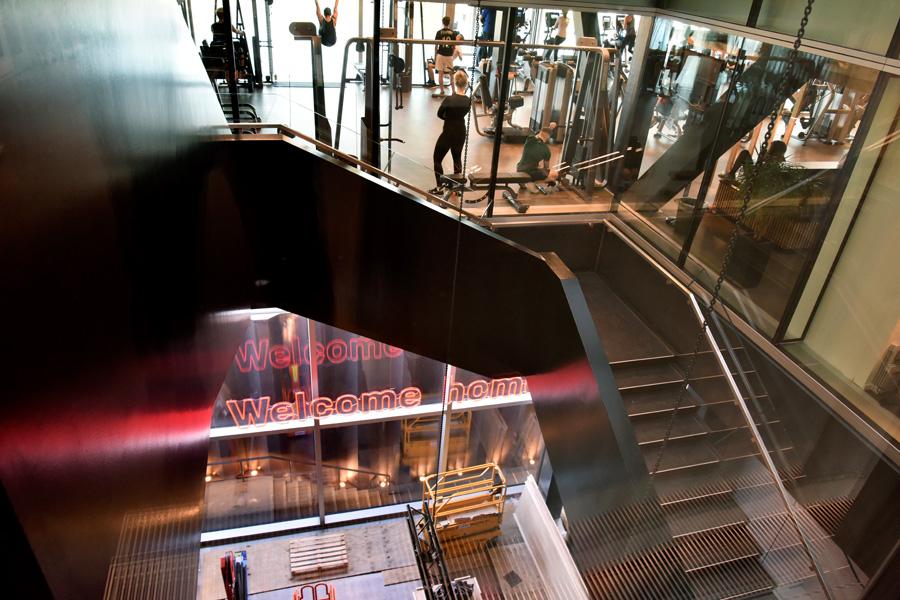 BLOX Danish Architecture Center Copenhagen OMA