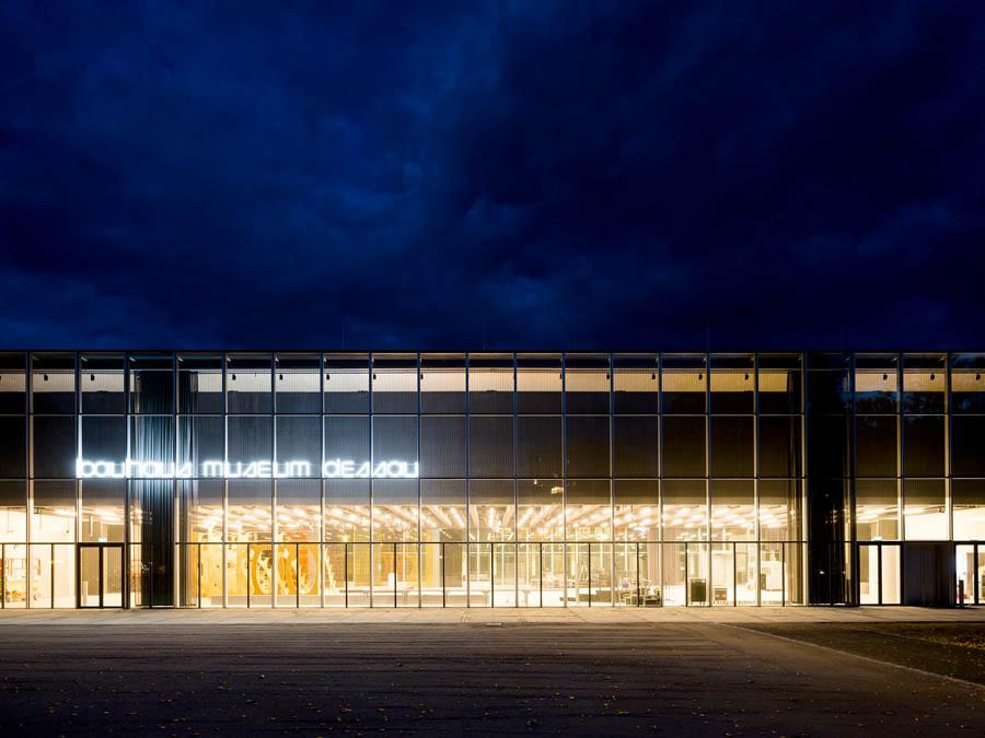 Bauhaus Museum Dessau|||||||||||||||