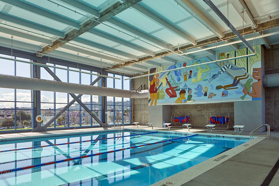 Balboa Park Pool renovation san francisco