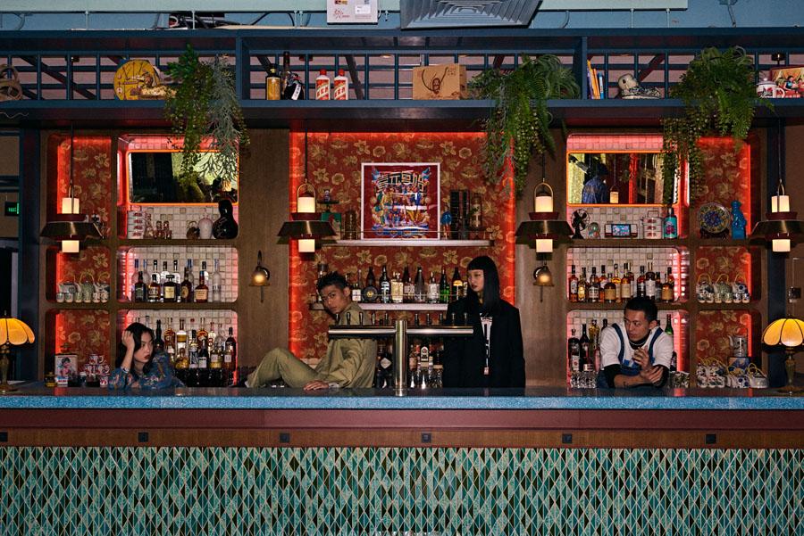Bar Counter 1