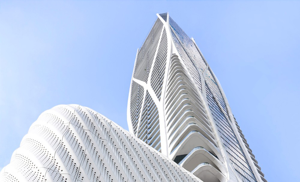 Bask In All The Glory Of Zaha Hadid Architects One Thousand Museum 2 1|Amenities1|Exterior4 Copy|Firelight 2|Firelight 10|Firelight 16|Lobby2 (1)|Outside|Sky4|Sky81|1km00030|3102artefacto 5