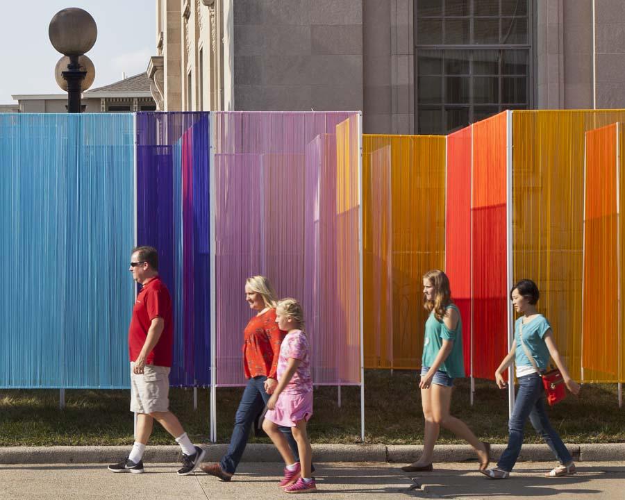 Exhibit Columbus Installations