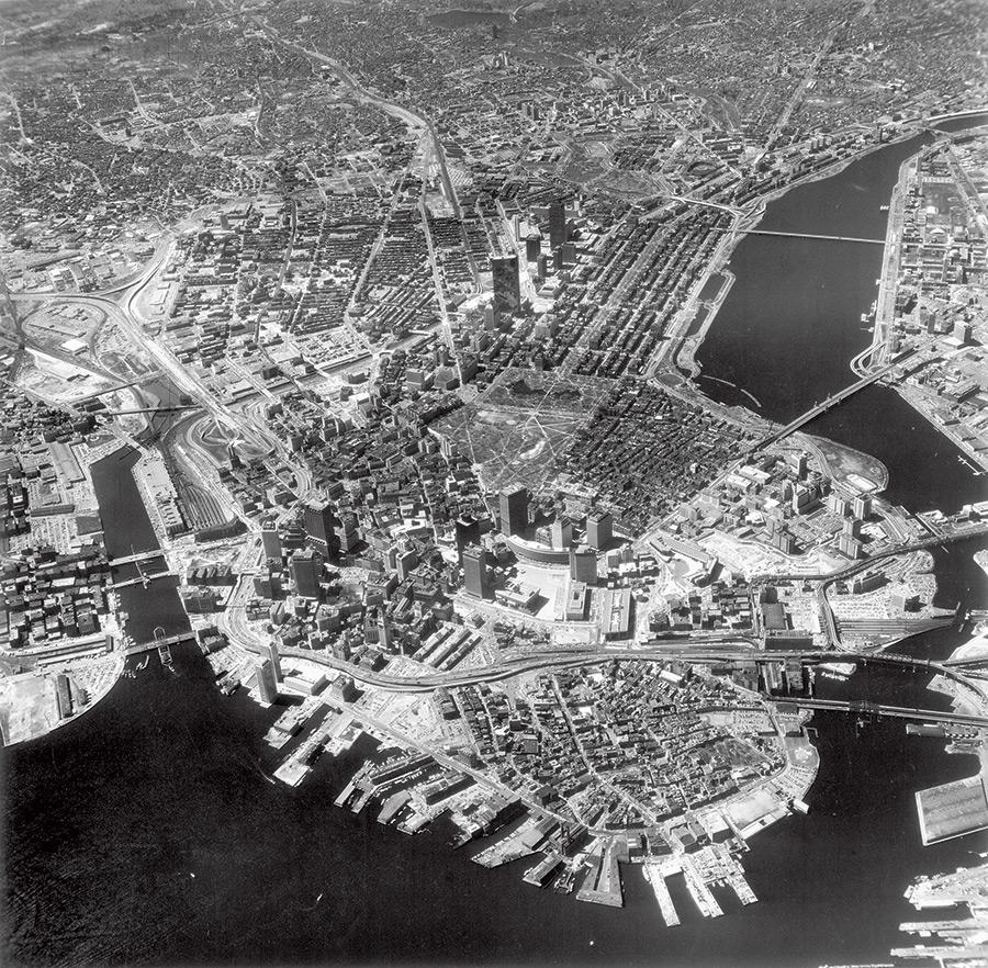 Henry Cobb Boston Architecture