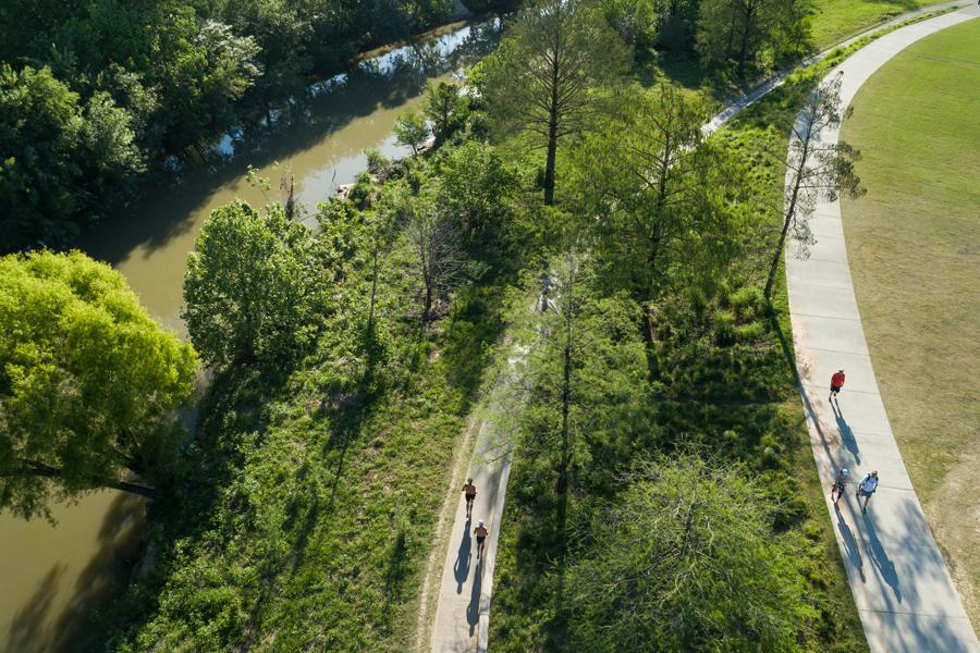Buffalo Bayou Park Jonnu Singleton 0285