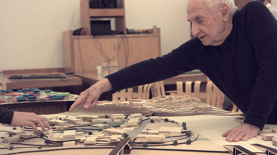 frank gehry building justice documentary